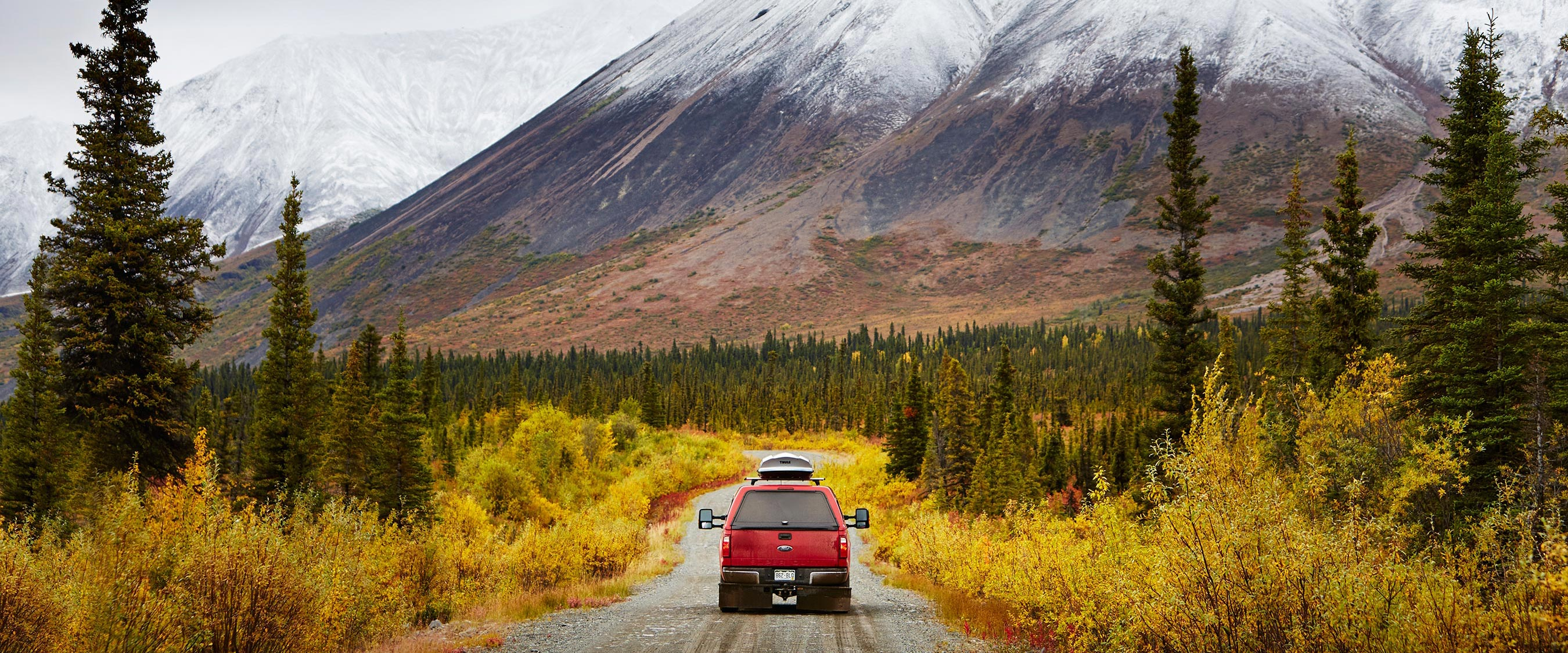 Exploring Wrangell-St. Elias National Park