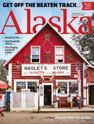 Published work: Alaska magazine photo story