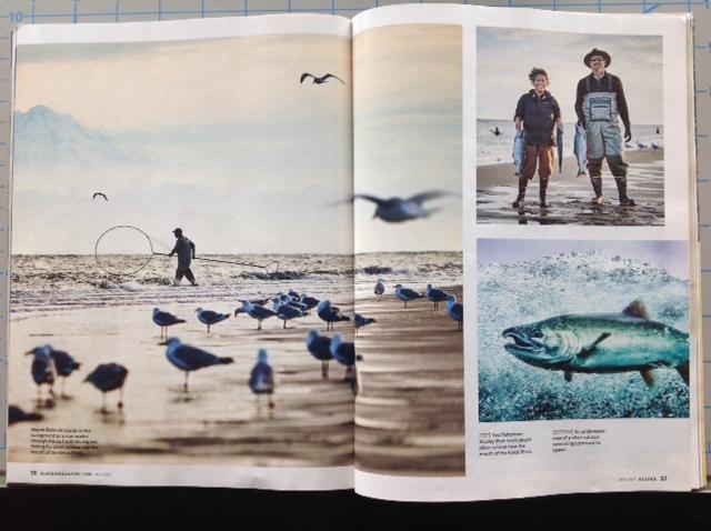Alaska magazine photo essay - May 2015