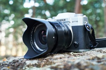The Fujifilm X-T10: first impressions