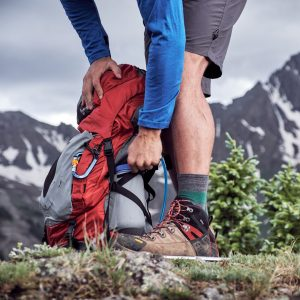 Backpacking the San Juan Mountains with Osprey backpack