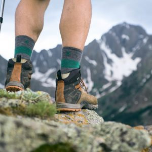 Hiking in the San Juan Mountains with Asolo boots